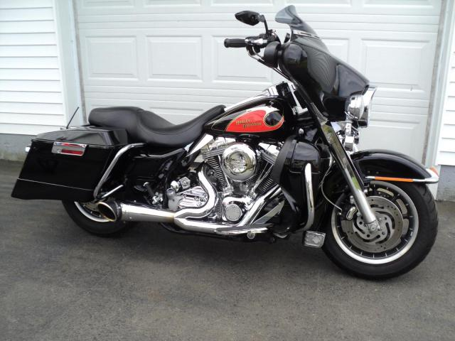 2002 Harley-Davidson Ultra Street Glided Out