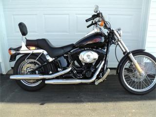 Used 2000 Harley-Davidson Softail for sale in Truro, NS