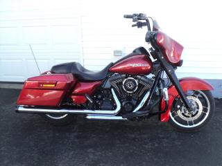 Used 2012 Harley-Davidson Street Glide for sale in Truro, NS