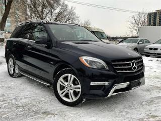 Used 2012 Mercedes-Benz ML-Class ML 350 BlueTEC for sale in Barrie, ON