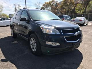 Used 2010 Chevrolet Traverse 1LS for sale in Barrie, ON