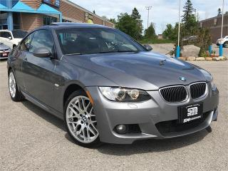 Used 2009 BMW 3 Series 335i xDrive for sale in Barrie, ON