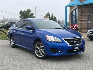Used 2013 Nissan Sentra S for sale in Barrie, ON