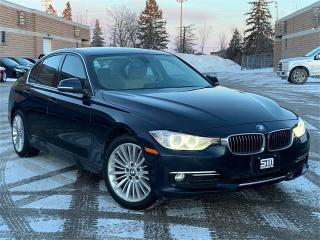 Used 2014 BMW 3 Series for sale in Barrie, ON