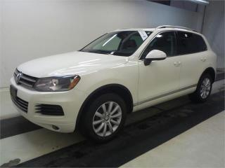 Used 2011 Volkswagen Touareg for sale in Barrie, ON