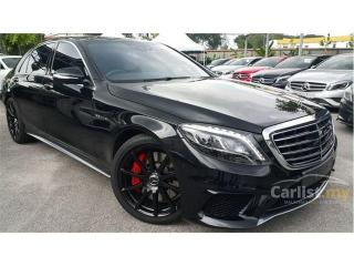 Used 2014 Mercedes-Benz S-Class S 63 AMG for sale in Barrie, ON