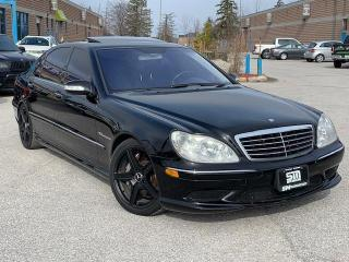 Used 2003 Mercedes-Benz S-Class for sale in Barrie, ON