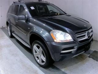 Used 2012 Mercedes-Benz GL-Class GL 350 BlueTec for sale in Barrie, ON