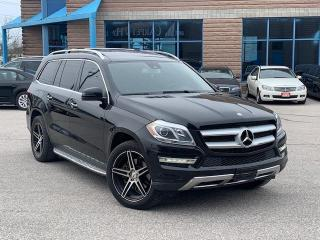 Used 2013 Mercedes-Benz GL-Class for sale in Barrie, ON