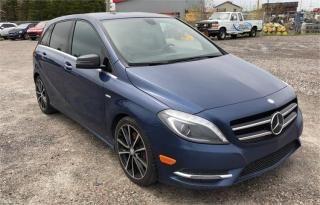 Used 2013 Mercedes-Benz B-Class B 250 Sports Tourer for sale in Barrie, ON