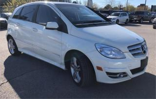 Used 2009 Mercedes-Benz B-Class Turbo for sale in Barrie, ON