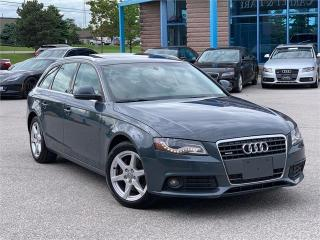 Used 2009 Audi A4 Premium for sale in Barrie, ON