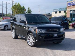 Used 2011 Land Rover Range Rover Sport LUX for sale in Barrie, ON