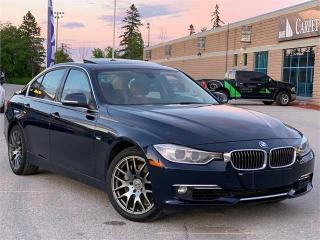 Used 2012 BMW 3 Series 335i for sale in Barrie, ON