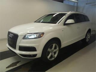Used 2011 Audi Q7 3.0L TDI Premium for sale in Barrie, ON