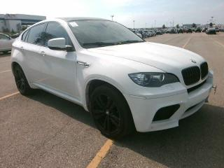 Used 2010 BMW X6 M for sale in Barrie, ON
