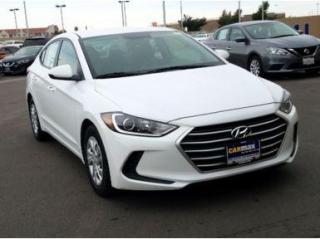 Used 2018 Hyundai Elantra LE for sale in Barrie, ON