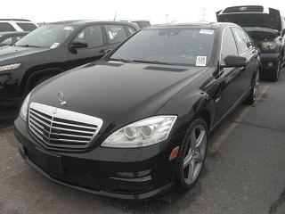 Used 2010 Mercedes-Benz S-Class S 63 AMG for sale in Barrie, ON