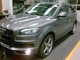 Used 2012 Audi Q7 3.0L TDI Premium Plus for sale in Barrie, ON