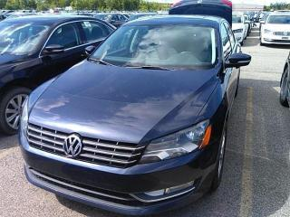 Used 2012 Volkswagen Passat 2.0 TDI DSG Comfortline for sale in Barrie, ON