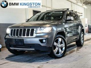 Used 2012 Jeep Grand Cherokee Limited for sale in Barrie, ON