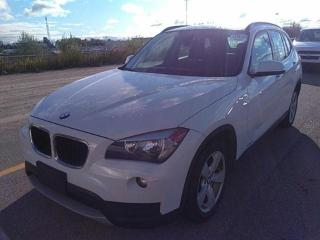 Used 2014 BMW X1 xDrive28i for sale in Barrie, ON
