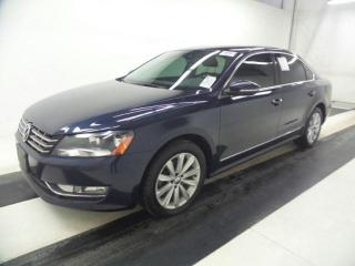 Used 2012 Volkswagen Passat 2.0 TDI DSG Highline for sale in Barrie, ON