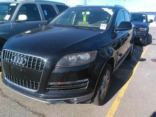 Used 2010 Audi Q7 3.0L TDI for sale in Barrie, ON