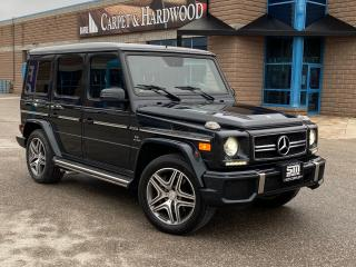 Used 2013 Mercedes-Benz G-Class G 63 for sale in Barrie, ON