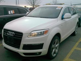 Used 2009 Audi Q7 PREMIUM for sale in Barrie, ON