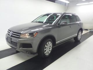 Used 2011 Volkswagen Touareg HIGHLINE for sale in Barrie, ON