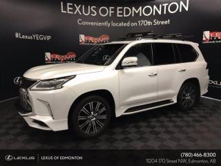 Used 2020 Lexus LX 570 Sport Package for sale in Edmonton, AB