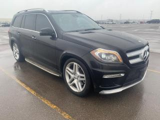 Used 2013 Mercedes-Benz GL-Class GL 350 BlueTec for sale in Barrie, ON