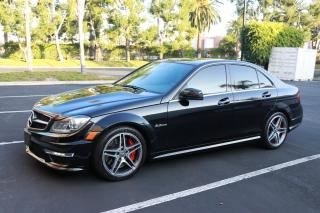 Used 2012 Mercedes-Benz C-Class for sale in Barrie, ON