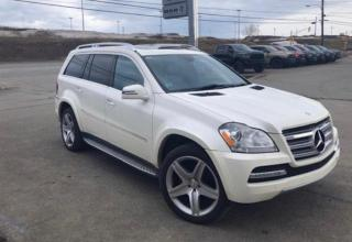 Used 2011 Mercedes-Benz GL-Class GL 550 for sale in Barrie, ON