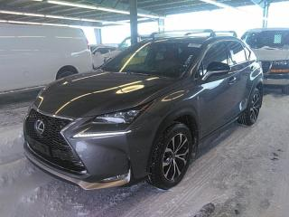 Used 2016 Lexus NX 200t for sale in Barrie, ON
