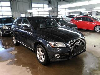 Used 2015 Audi Q5 2.0T Komfort for sale in Barrie, ON