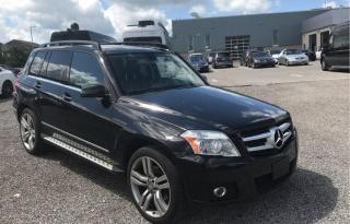 Used 2010 Mercedes-Benz GLK-Class GLK 350 for sale in Barrie, ON