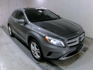 Used 2016 Mercedes-Benz GLA GLA 250 for sale in Barrie, ON