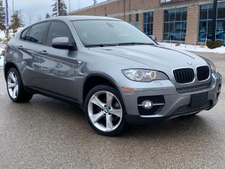 Used 2012 BMW X6 35i for sale in Barrie, ON