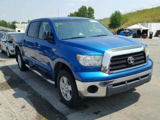 Used 2008 Toyota Tundra SR5 for sale in Barrie, ON