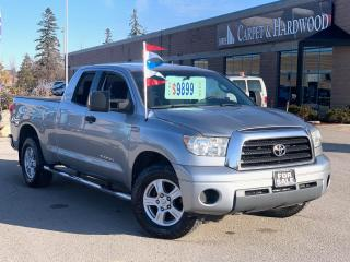Used 2007 Toyota Tundra SR5 for sale in Barrie, ON