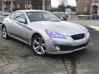 Used 2010 Hyundai Genesis Coupe for sale in Barrie, ON