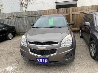 Used 2010 Chevrolet Equinox LS for sale in Oshawa, ON