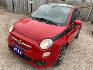 Used 2012 Fiat 500 Sport for sale in Oshawa, ON