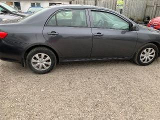 Used 2009 Toyota Corolla for sale in Oshawa, ON