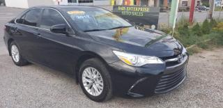 Used 2017 Toyota Camry LE for sale in Oshawa, ON