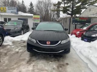 Used 2013 Honda Civic for sale in Oshawa, ON