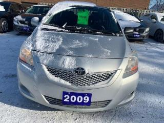 Used 2009 Toyota Yaris for sale in Oshawa, ON