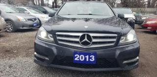 Used 2013 Mercedes-Benz C-Class for sale in Oshawa, ON